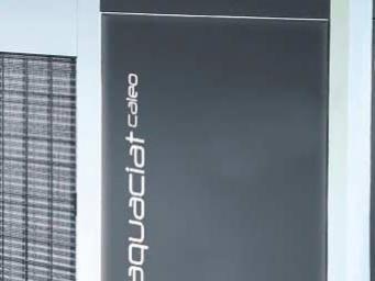 La pompe à chaleur Air/Eau Aquaciat2 Hybrid de Ciat